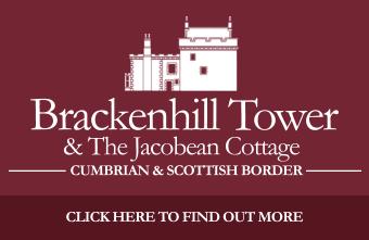 Brackenhill Tower luxury accommodation Scottish Borders