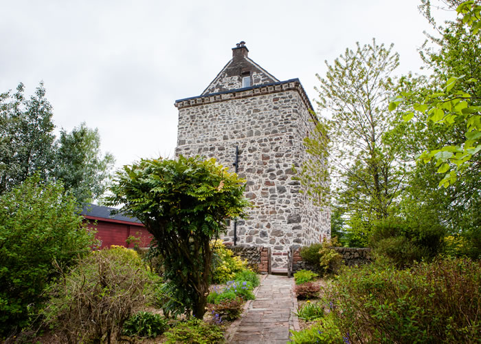Lochhouse Tower self catering in Moffat